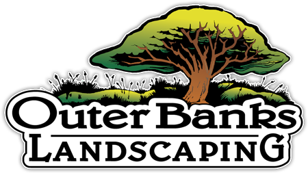 Outer Banks Landscaping Logo